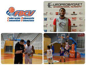 Europrobasket Gerald Jackson Tryout Valencia