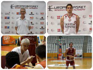 Europrobasket John Tsirogiannis Sinisa Cvetanovic European Summer League Romania