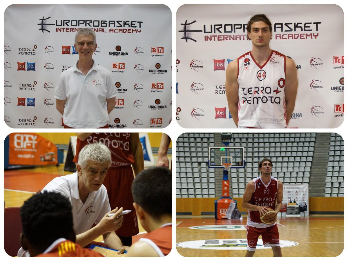 Europrobasket's European Summer League Player Sinisa Cvetanovic Signs in Romania 🇷🇴!