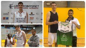 Connor Tuxford Europrobasket