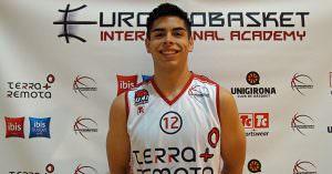 Europrobasket Tryout Spain Miguel Saavedra