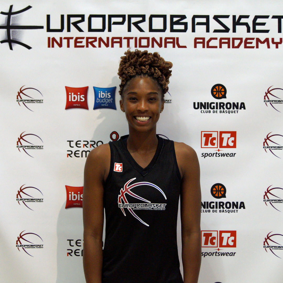 Europrobasket Player Brandy Broome on a tryout in Spain!
