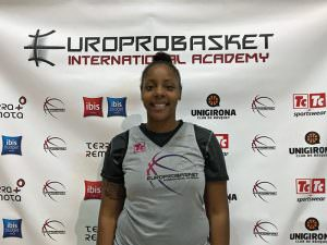 Europrobasket Carla Batchelor Basketball Spain