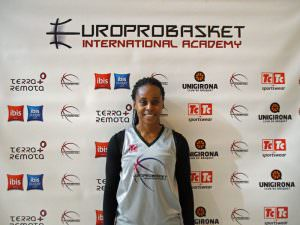 Europrobasket Lungile Mtsweni Croatia South Africa