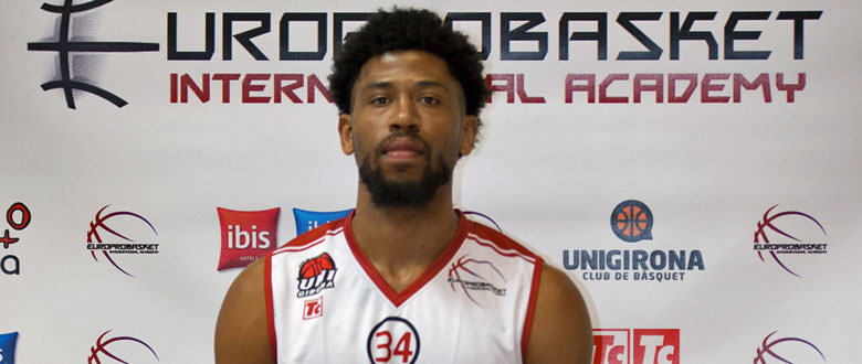 Europrobasket's European Summer League Player Tariq Martin on Tryout!