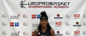 Europrobasket Ashley Brown Tryout Valencia