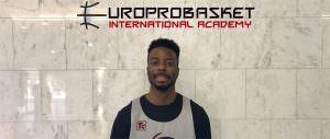 Europrobasket Omari Grier Rutgers University