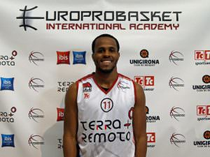 Europrobasket Desmond DJ Irving Basketball Boston University