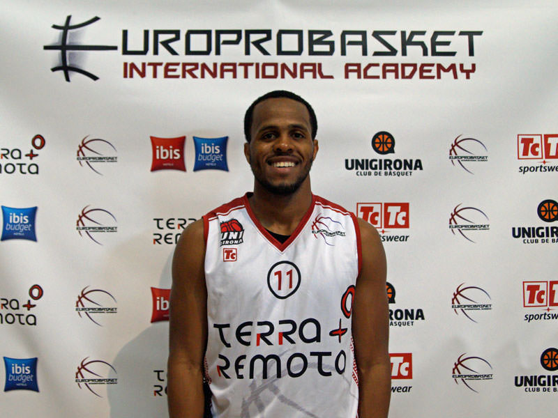 Europrobasket player Desmond Irving on Tryout in Andalucia ??!