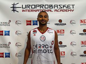 Europrobasket Christopher de Souza United Kingdom