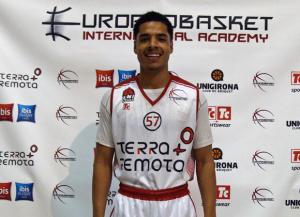 Europrobasket Josue Salaam Bethane-Cookman Basketball Spain
