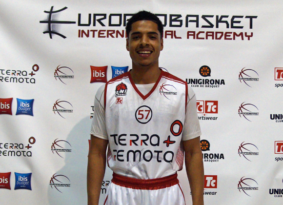 Europrobasket player Josue Salaam on tryout in Madrid ??!