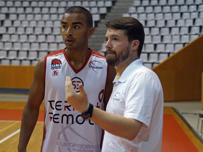 Europrobasket player on Tryout with former Europrobasket Coach ??!
