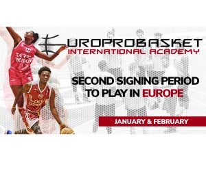 Europrobasket 2nd Signing Period in Europe