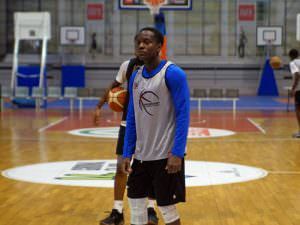 Europrobasket International Academy Lee Vanderhorst