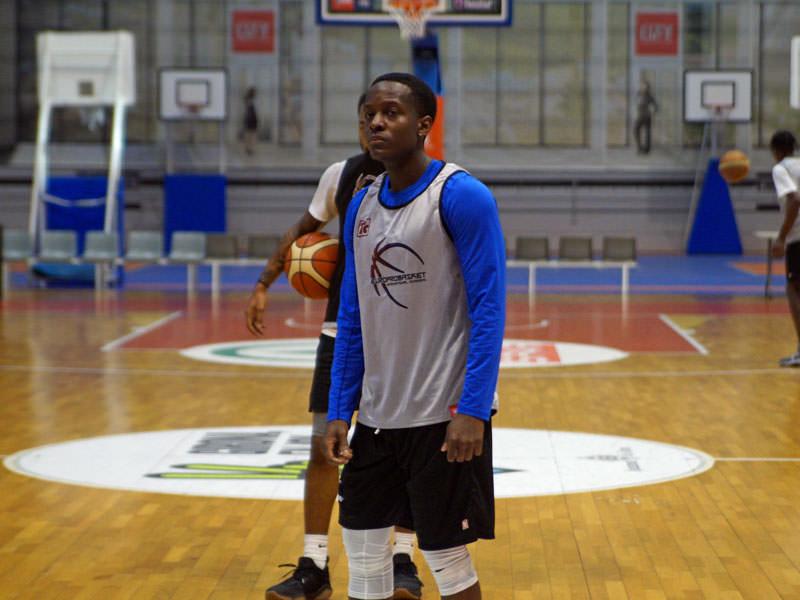 Europrobasket Player Norman Lee Vanderhorst on a tryout near Madrid ??!