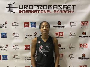 Europrobasket Tashawna Higgins Lebanon