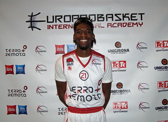 Europrobasket player Antonio Austin on tryout in Asturias ??!