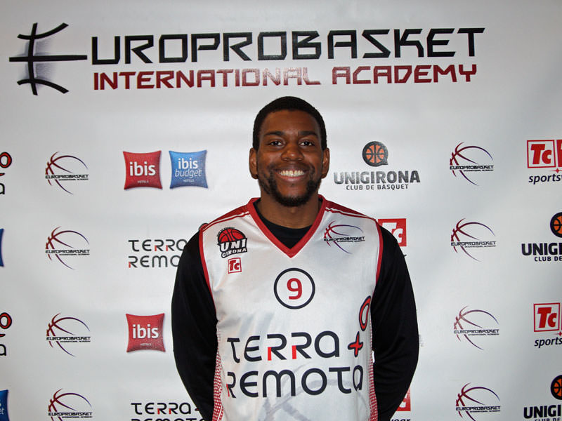 Europrobasket Player Terrell McCloud on Tryout in Girona ??!