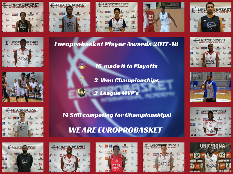 16 Europrobasket Players in Playoffs, 2 Championships and 2 Mvp's ?!