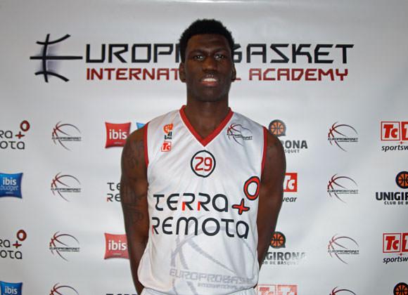 "Europrobasket Player Robert Konteh wins the Championship ""Ascenso de Eba"" ?!"