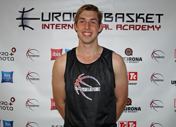 Europrobasket Player Zinzan Whitelaw on Tryout in Ireland ??!