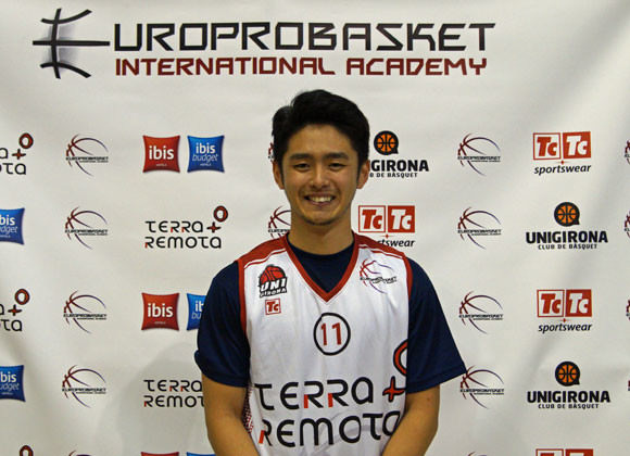Isao Kinoshita, the First Europrobasket Player to Sign in LEB Gold ??!