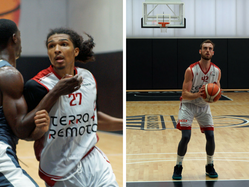 Two Europrobasket Players on Tryout in Catalunya ??!