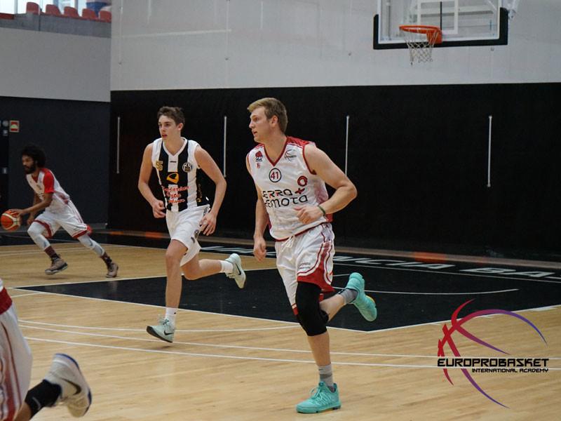 Europrobasket player Scott Tyler on tryout with Eba team near Valencia ??!