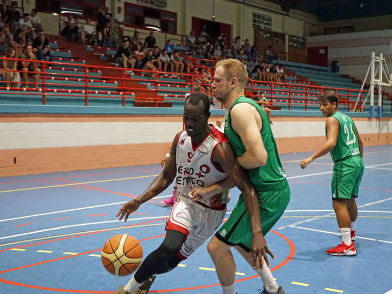Europrobasket Player Aluk Adub on tryout in Madrid ??!