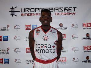 Denzel Porter Europrobasket Spain
