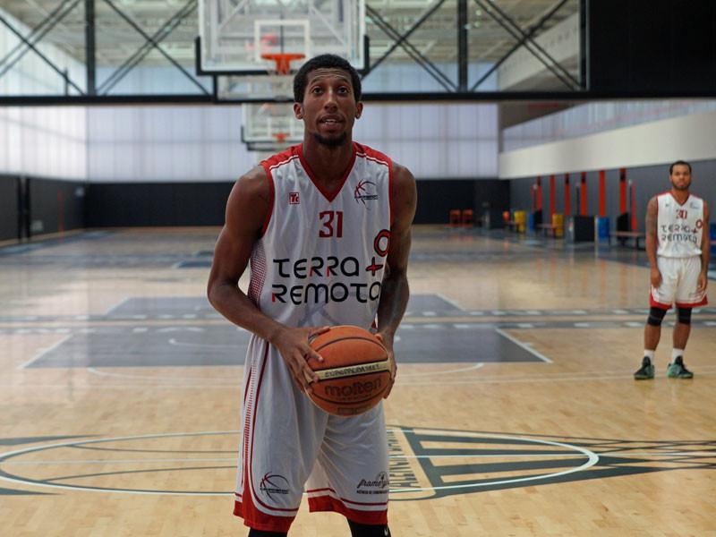 Europrobasket Player Denzel Porter on tryout in Catalunya ??!