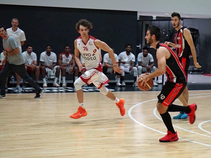 Europrobasket player Joseph Gatling on tryout near Valencia 🇪🇸!
