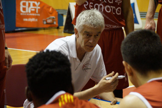 John Tsirogiannis Greek Coach