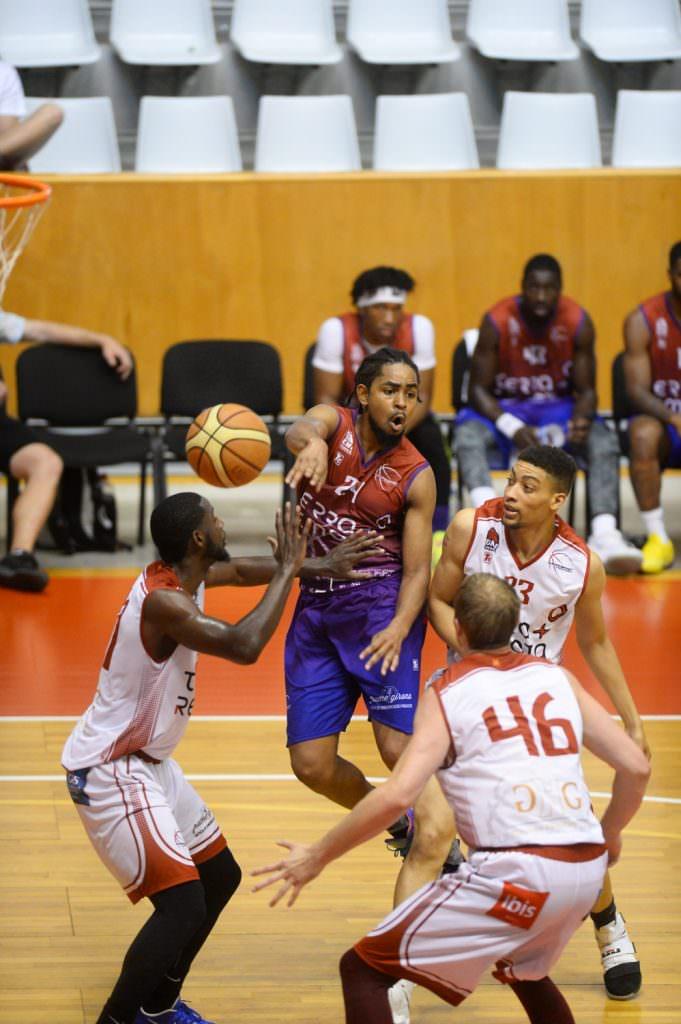 Malic Grant Europrobasket Spain