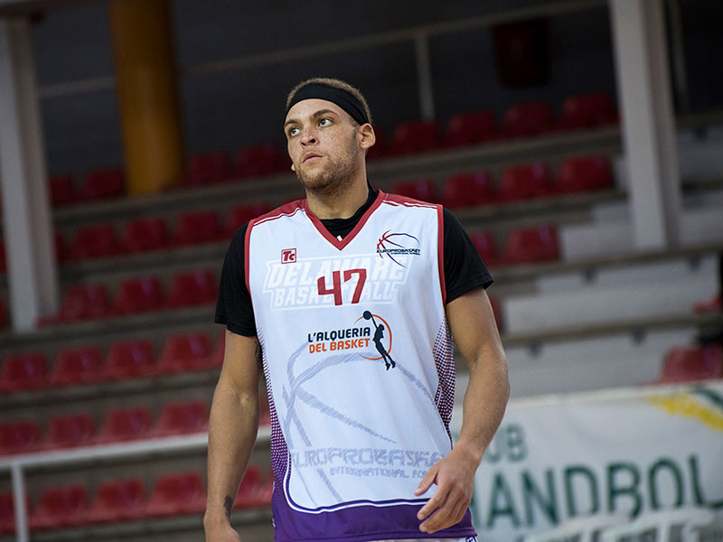 Europrobasket player Darian Bryant on tryout in Romania 1st Division 🇷🇴!