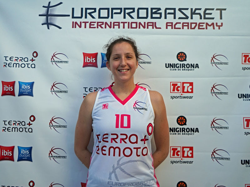 Europrobasket player Allison Zalin moves to Romania 🇷🇴 1st Division!