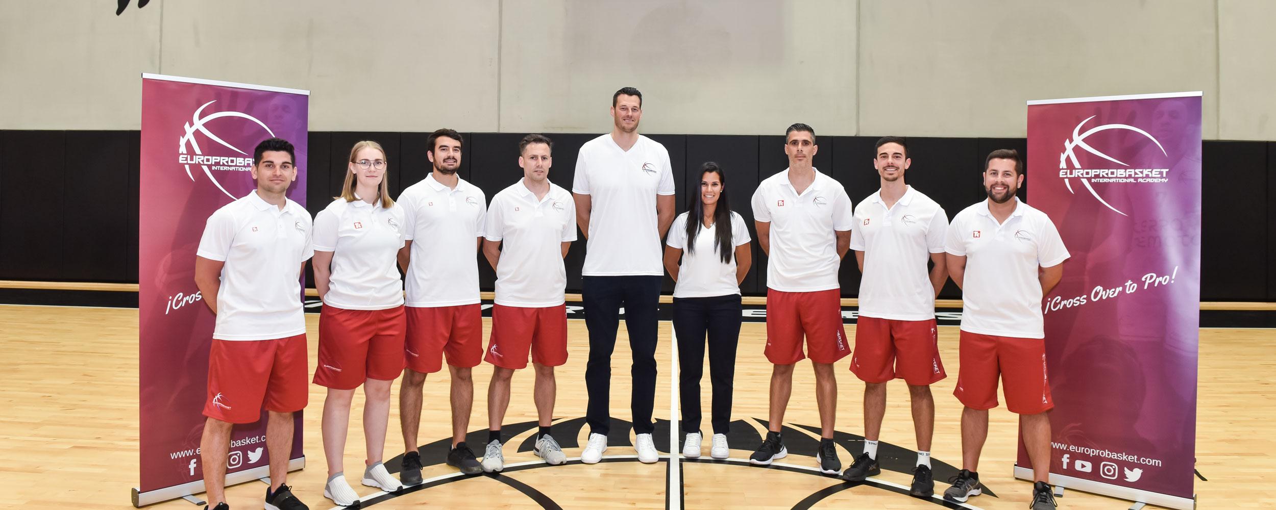 Overseas Basketball Agents at Europrobasket