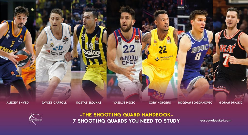 7 shooting guards you need to study to play in europe