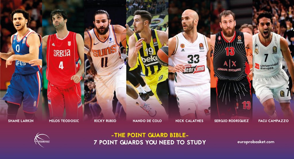 7 point guards you have to study