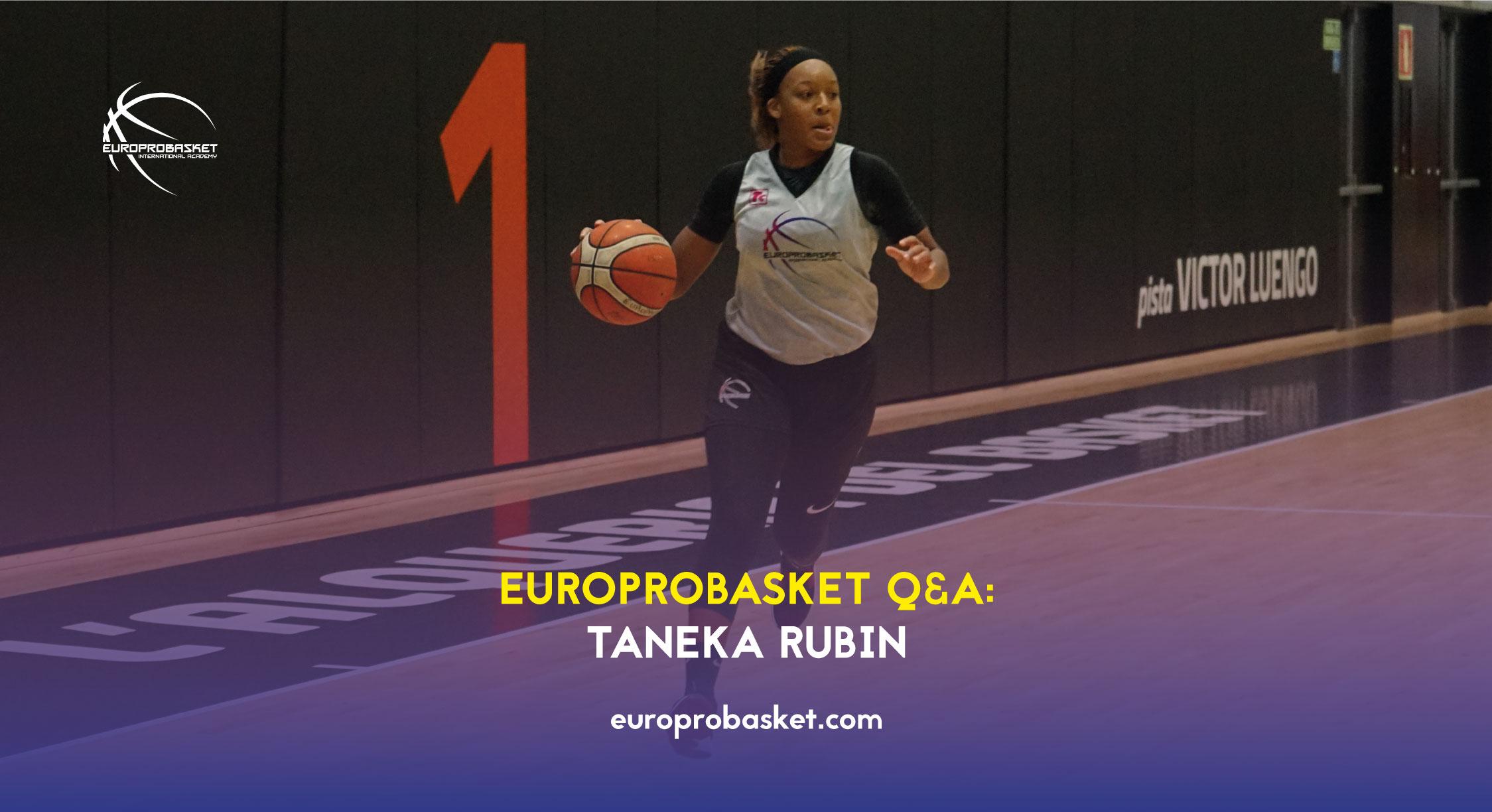 Taneka Rubin Q&A