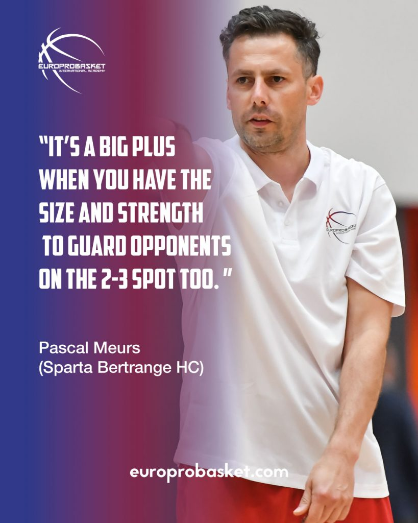 pascal meurs on point guards