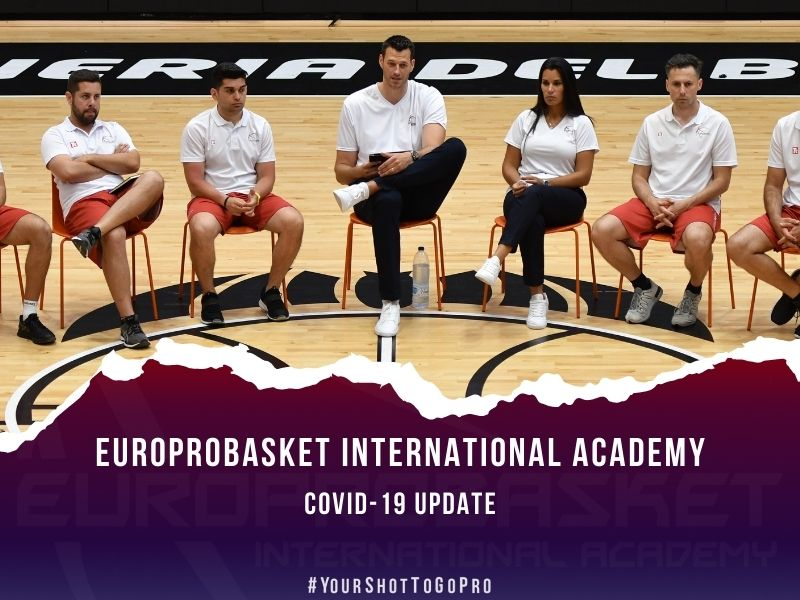 Europrobasket Covid-19 Update May 25 – Summer Programs