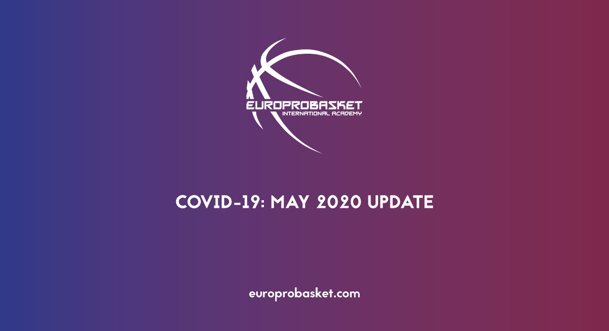 Europrobasket Covid-19 Update May… 2020