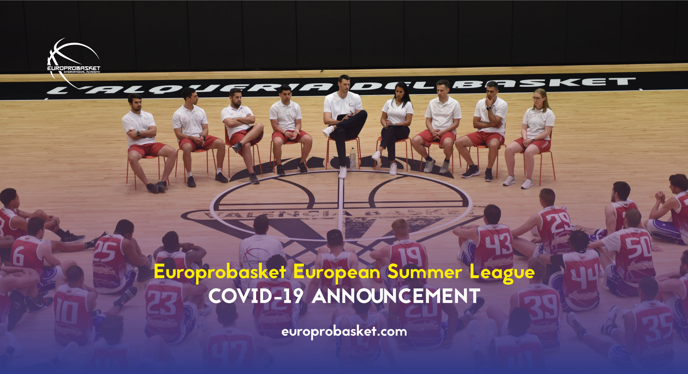 covid 19 update european summer league