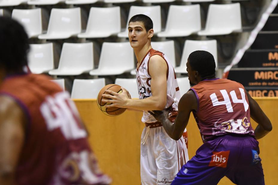 Giorgi Gogua Basketball