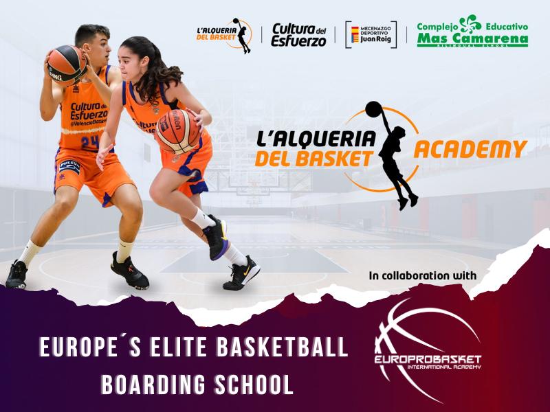 L'Alqueria Academy – Europe's Elite Basketball Boarding School