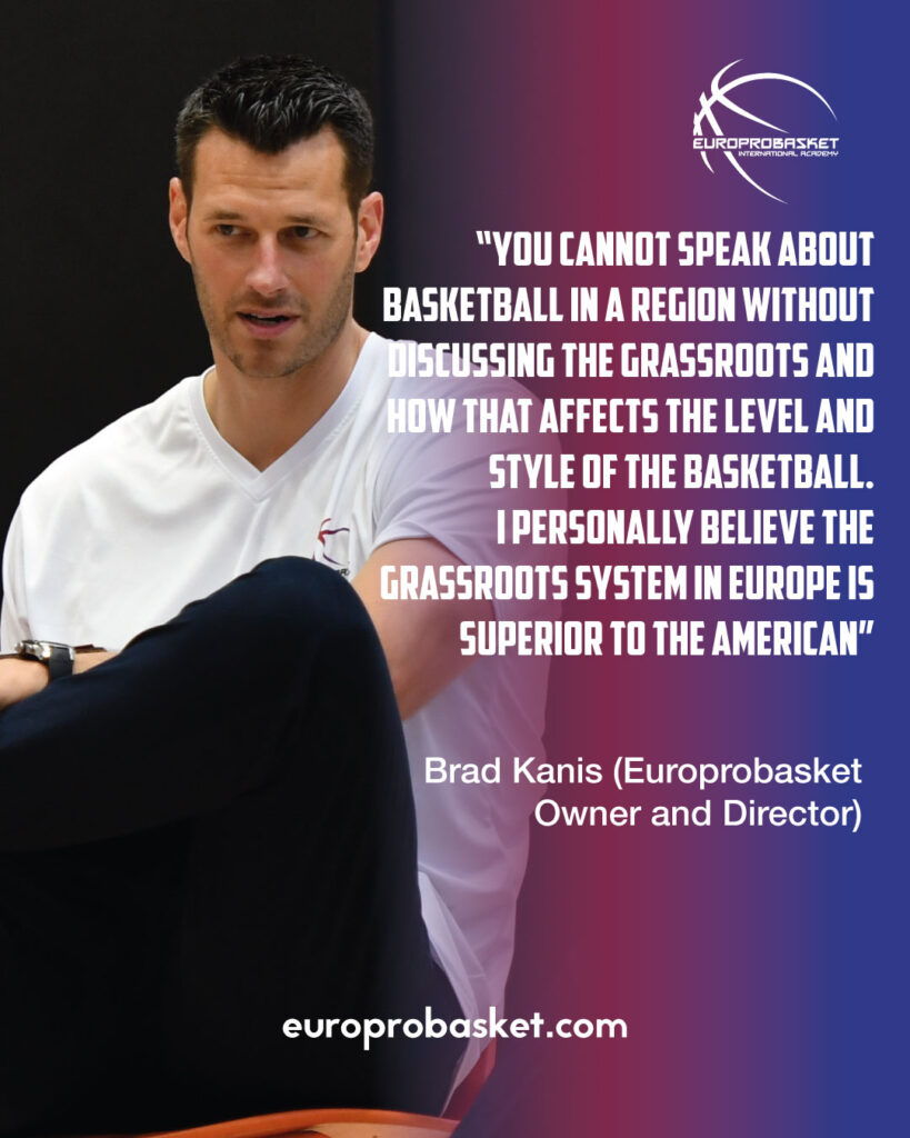 american vs european basketball brad kanis