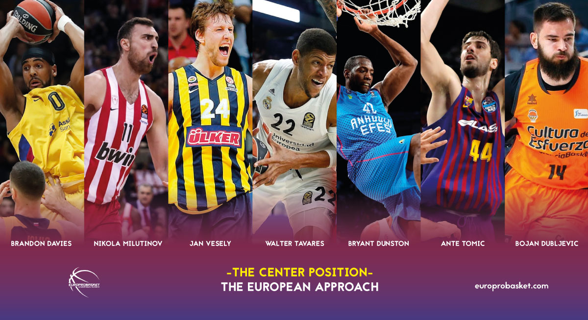 THE CENTER POSITION: THE EUROPEAN APPROACH