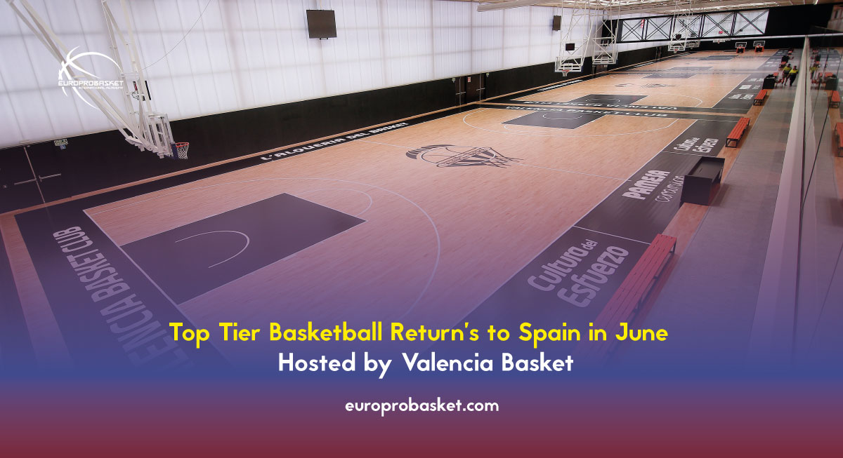 L'ALQUERIA DEL BASKET WILL HOST THE ACB FINALS